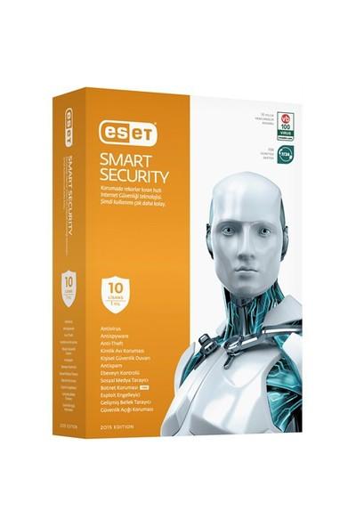 Eset Smart Security V.8.0 10 Kullanıcı 1 Yıl