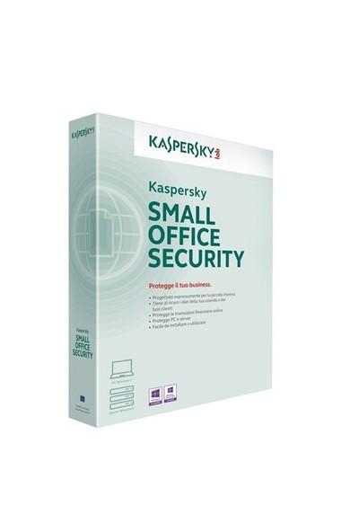 Kaspersky Small Office 3 3 Server + 25 PC + 25 Mobil 1 Yıl