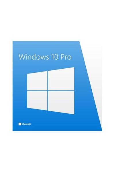 Microsoft Windows 10 Pro Türkçe 64Bit OEM (FQC-08977)