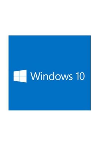 Microsoft Windows 10 Home Türkçe 64Bit OEM (KW9-00119)