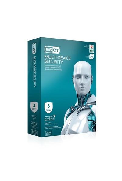 Eset Multi Device Security V9 3 Kullanıcı 1 Yıl