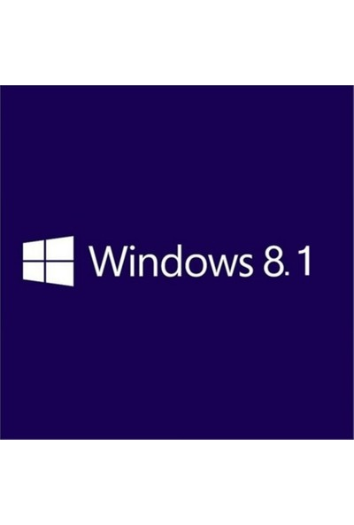 Microsoft Windows 8.1 Get Genieue Kit 64bit Türkçe OEM 4YR-00157