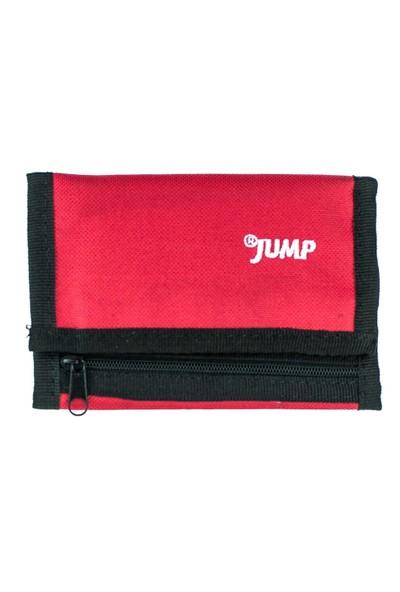 Jump Cüzdan Kırmızı Aksesuar