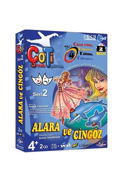 Çoti Çocuk Tiyatrosu 2 Alara-cingöz