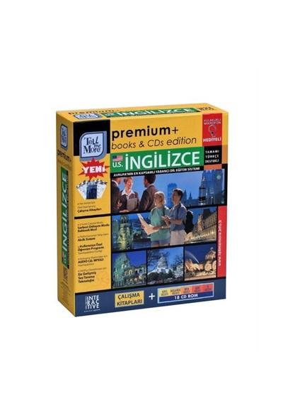 Tell Me More Premium Books & CDs Amerikan İngilizcesi-Giriş+Başlangıç+Orta+İleri+İş Düzeyi (18 CD ROM)