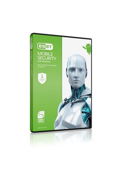 Eset Mobile Security For Android 1 Kullanıcı 1 Yıl