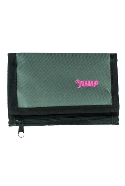Jump Cüzdan Gri Aksesuar