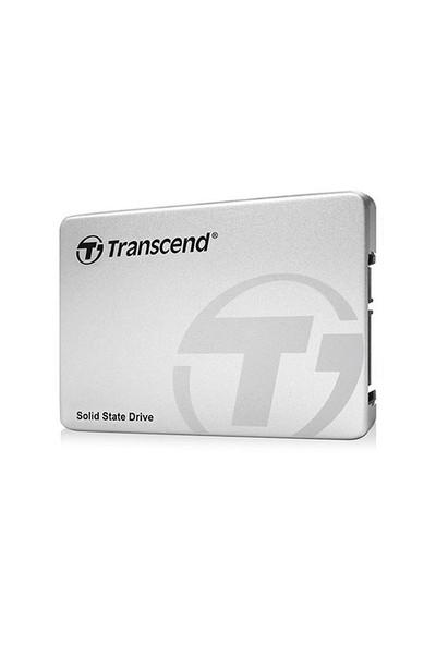Transcend TS240GSSD220S 240GB 550MB-450MB/S 2.5 SATA3 TLC Alüminyum Kasa SSD (Solid State Disk)