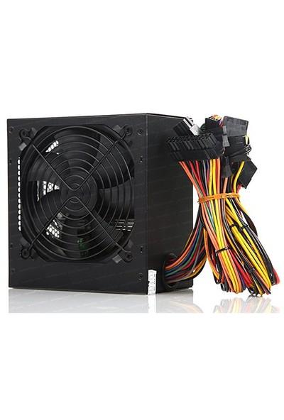 Dark Force Serisi 600W 3xSATA, 3xIDE 6+2Pin PCI-E Power Supply (DKPS600S1)