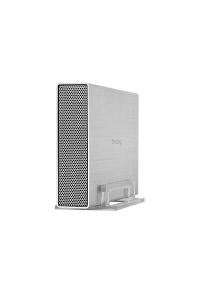 """Frisby FHC-3520S 3,5"""" Sata USB 3.0 Gümüş HDD Kutusu"""
