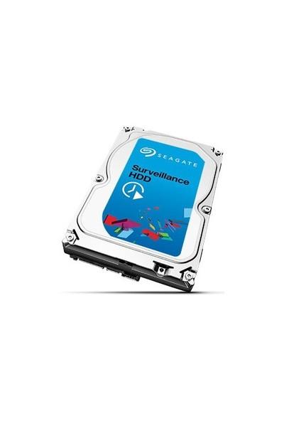 """Seagate Surveillence 6TB 3.5"""" 5900RPM Sata 3.0 64Mb 7x24 Güvenlik Diski (ST6000VX0001)"""