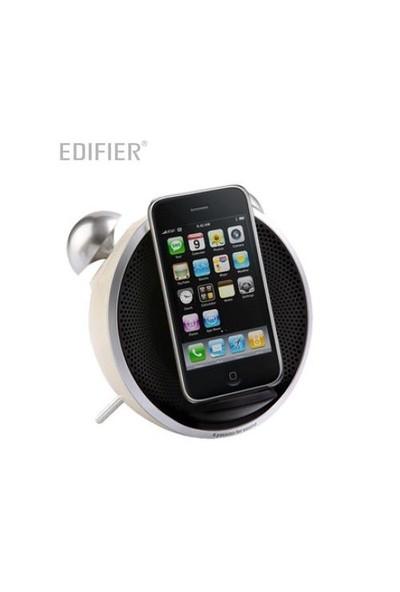 Edifier Image IF230W Tick Tock Dock 9W RMS iPod iPhone Uyumlu FM Radyolu Beyaz Hoparlör