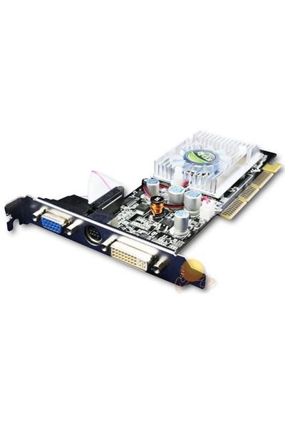 Axle Nvidia 6200A 512MB 64BIT DDR2 (directx 9) DVI Agp 8X Ekran Kartı