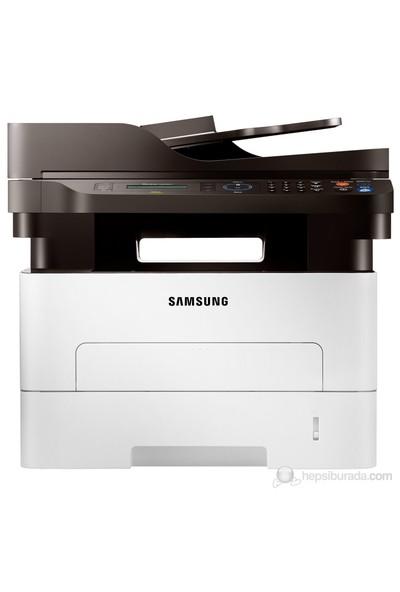 Samsung Xpress SL-M2675FN Faks + Ethernet + Fotokopi + Tarayıcı + Airprint Çok Fonksiyonlu Mono Lazer yazıcı SS335C