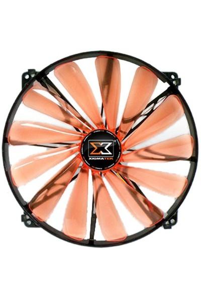 Xigmatek XLF-F2003 200x200x20mm Işıklı Kasa Fanı