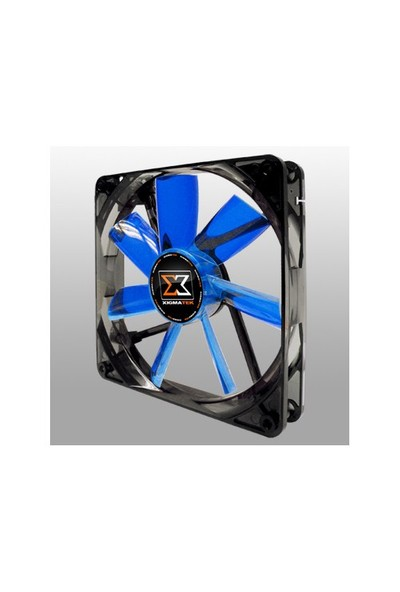 Xigmatek XLF-F1454 140x140x25mm Işıklı Kasa Fanı