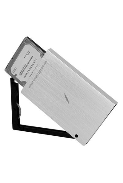 "Frisby FHC-2545S 2.5"" USB 3.0 Alüminyum Vidasız Kurulum HDD Kutu"