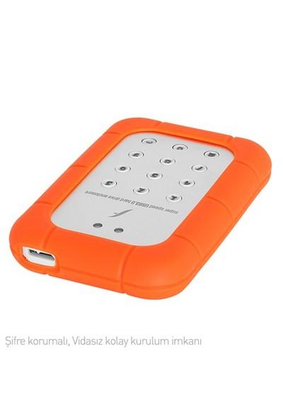 "Frisby FHC-2555T 2.5"" USB 3.0 Alüminyum Şifre Korumalı HDD Kutu"