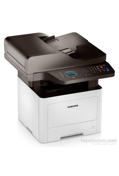 Samsung ProXpress SL-M4075FR Faks + Fotokopi + Tarayıcı + Ethernet + Airprint + Çok Fonksiyonlu Mono Lazer Yazıcı SS392B