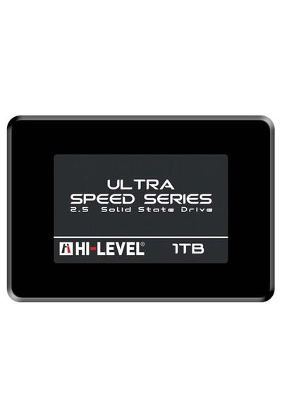 """Hi-Level Ultra 1TB 550MB-500MB/s Sata3 2,5"""" SSD (HLV-SSD30ULT/1T)"""