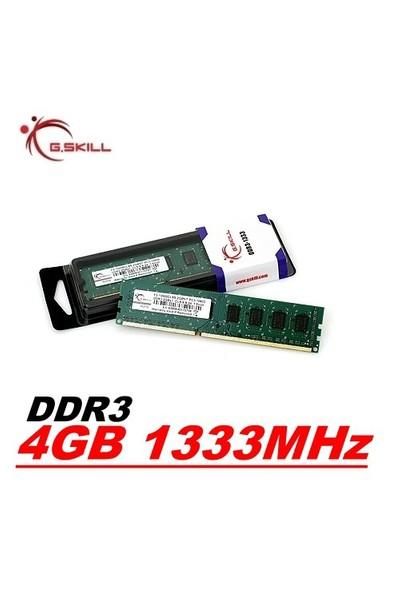 G.Skill 4GB 1333MHz DDR3 Ram (F3-10600CL9S-4GBNT)