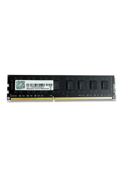 GSKILL Value DDR3-1600Mhz CL11 4GB DIMM (512x8) (F3-1600C11S-4GNS)