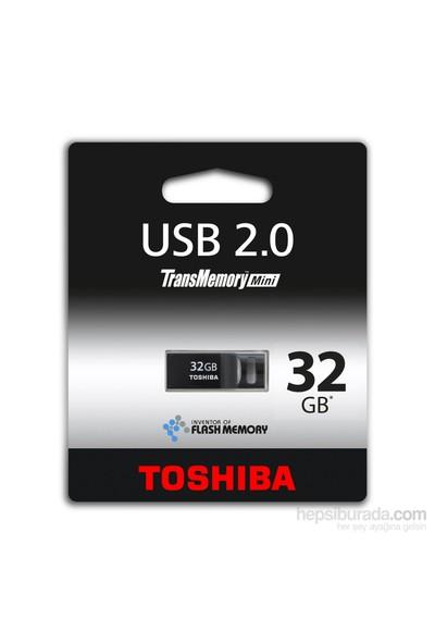 Toshiba Suruga 32GB Siyah Usb Bellek