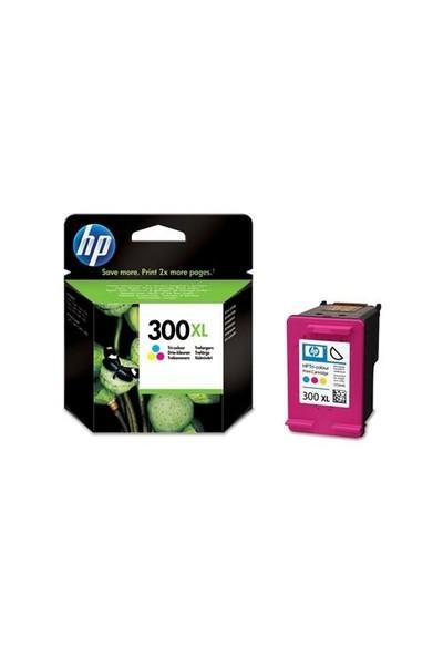 HP 300XL Renkli Mürekkep Kartuş CC644EE / CC644E
