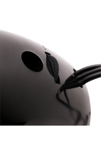Hiper MS-20S 1+1 Multimedya USB Siyah Speaker