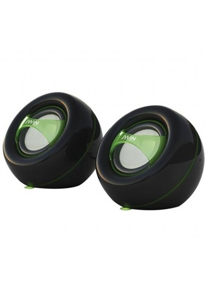 Jwın Sonıc Ball 812 2.0 Usb Speaker