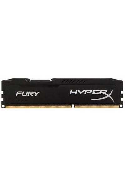 Kingston HyperX Fury Black 4GB 1600MHz DDR3 Ram (HX316C10FB/4)