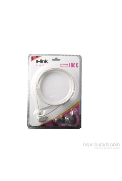 S-Lınk Sl-S201 Notebook Anahtarlı Kilit