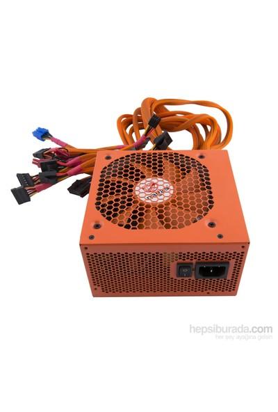 Nagas AO600 600W APFC 80+ Bronze 12cm Fanlı Power Supply