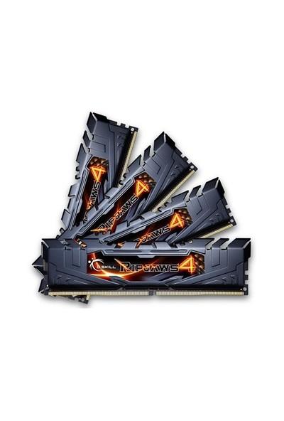 G.Skill Ripjaws4 16GB(4x4GB) 2800MHz DDR4 Ram (F4-2800C16Q-16GRK)