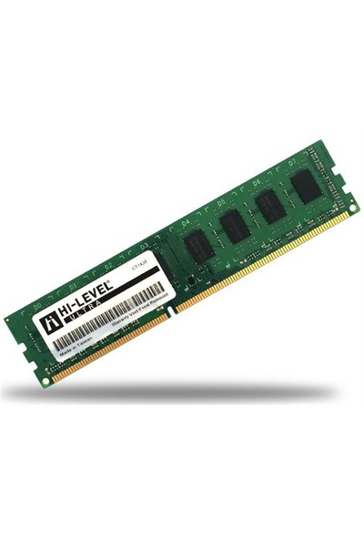 Hi-Level Ultra 4GB 1333MHz DDR3 Samsung Chip Kutulu Ram (HLV-PC10600US-4G)