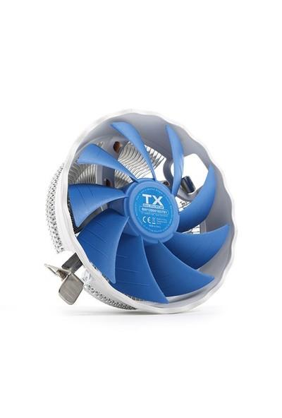 Tx Slient Wind 120mm fan LGA775/115X Amd İşlemci Soğutucu (TXCCSW120)