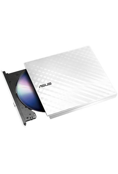 Asus SDRW-08D2S-U Lite 8X USB Beyaz Harici Optik Sürücü