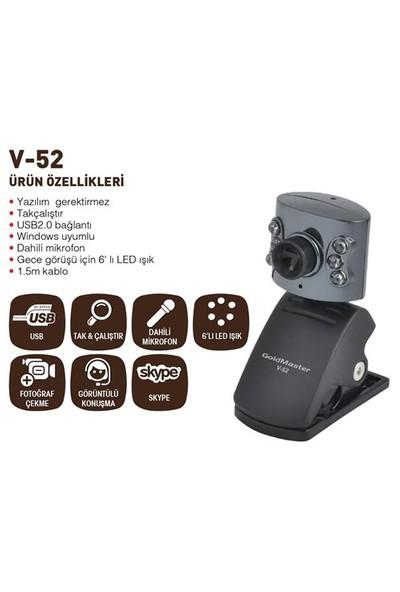 Goldmaster V-52 Webcam