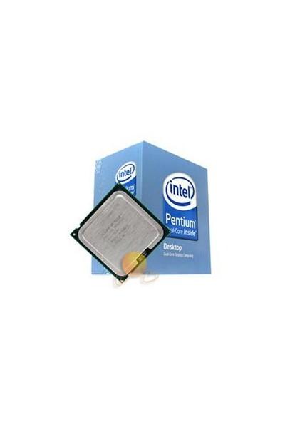 Intel Dual Core E5300 2.6GHz 800MHz 2MB Cache LGA775 İşlemci