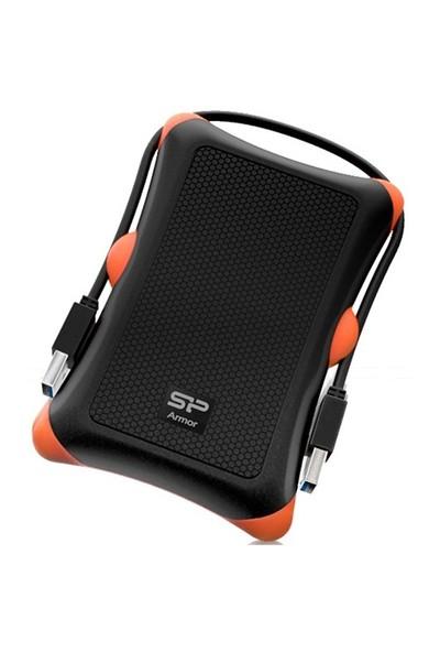 """Silicon Power Armor A30 1TB 2,5"""" USB 3.0 Siyah Taşınabilir Disk"""