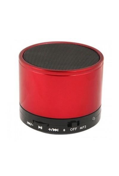 Mini Bluetooth Speaker Sk-S10 Kırmızı