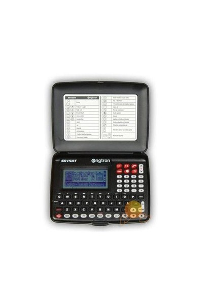 Engtron SD-150T Elektronik Sözlük