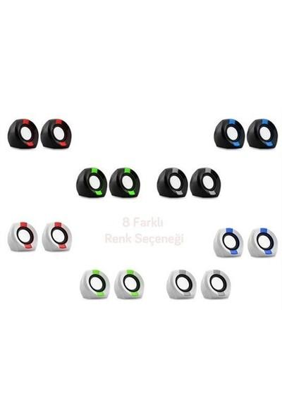Snopy Icon202 2.0 2W Rms 8 Karışık Renkte Speaker