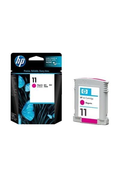 HP 11 Kırmızı Kartuş C4837AE / C4837A