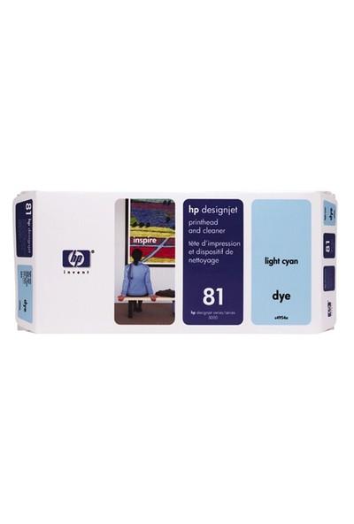 HP C4954AE / C4954A Açık Mavi Mürekkep Kartuş