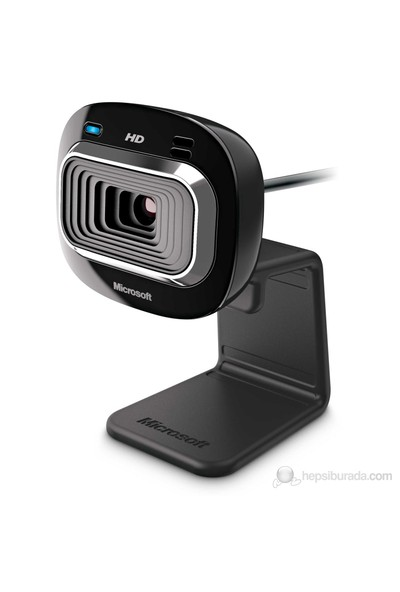 Microsoft LifeCam HD-3000 Webcam (T3H-00003)