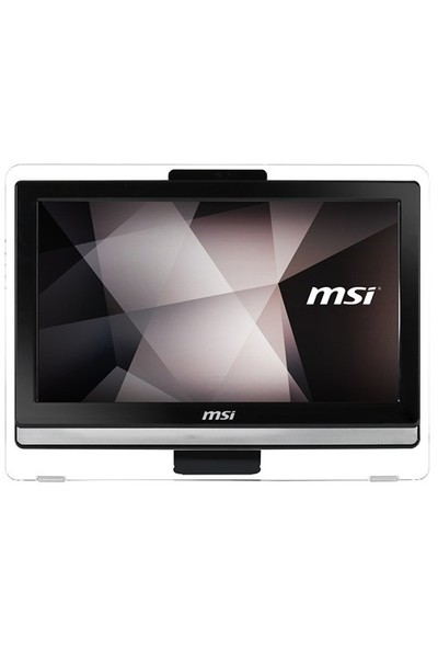 "MSI PRO 20E 6NC-001XTR Intel Core i5 6400 4GB 1TB GT930M Freedos 19.5"" HD All In One Bilgisayar"