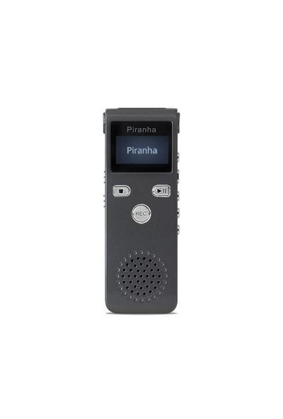 Piranha Voicemaster Q Type 8 GB Dijital Ses Kayıt Cihazı