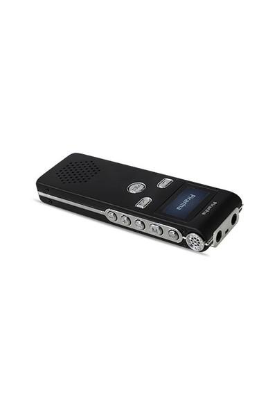 Piranha Voicemaster N Type 8 GB Dijital Ses Kayıt Cihazı