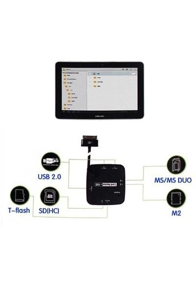 Romeca Galaxy 3 Port USB + Hepsi Bir Arada Kart Okuyucu